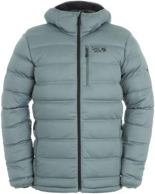 Куртка пуховая мужская Mountain Hardwear StretchDown PlusНевероятно т плая пуховая куртка станет идеальным выбором для горного туризма и долгих прогулок в холодные дни.<br>Пол: Мужской; Возраст: Взрослые; Вид спорта: Горный туризм; Температурный режим: До -20; Покрой: Прямой; Длина куртки: Длинная; Капюшон: Не отстегивается; Количество карманов: 3; Материал верха: 100 % полиэстер; Материал подкладки: 100 % нейлон; Материал утеплителя: 90 % пух, 10 % перо; Технологии: Q.Shield Down; Производитель: Mountain Hardwear; Артикул производителя: 1679221967S; Страна производства: Вьетнам; Размер RU: 48;