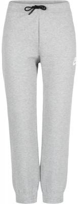 Брюки женские Nike Sportswear Advance 15Трикотажные женские брюки в спортивном стиле от nike. Комфортная посадка продуманный крой обеспечивает удобство во время носки.<br>Пол: Женский; Возраст: Взрослые; Вид спорта: Спортивный стиль; Силуэт брюк: Прямой; Количество карманов: 2; Производитель: Nike; Артикул производителя: 853941-063; Страна производства: Камбоджа; Материал верха: 76 % хлопок, 24 % полиэстер; Размер RU: 40-42;