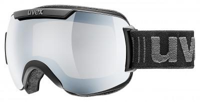 Маска Uvex Downhill 2000Маска для катания на горных лыжах или сноуборде при переменной облачности.<br>Сезон: 2016/2017; Пол: Мужской; Возраст: Взрослые; Вид спорта: Горные лыжи; Погодные условия: Неяркое солнце; Защита от УФ: Да; Цвет основной линзы: Серебристый; Поляризация: Нет; Вентиляция: Да; Покрытие анти-фог: Да; Совместимость со шлемом: Да; Сменная линза: Опционально; Материал линзы: Поликарбонат; Материал оправы: Полиуретан; Конструкция линзы: Двойная; Форма линзы: Сферическая; Возможность замены линзы: Есть; Производитель: Uvex; Технологии: 100% UVA- UVB- UVC-PROTECTION, Supravision; Артикул производителя: S5501090326; Срок гарантии: 2 года; Страна производства: Германия; Размер RU: Без размера;