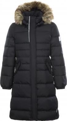 Пальто пуховое для девочек Reima Satu
