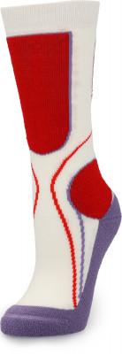Носки для девочек Glissade Ice Skating, 1 пара, размер 34-36