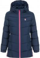 Куртка пуховая для девочек Fila