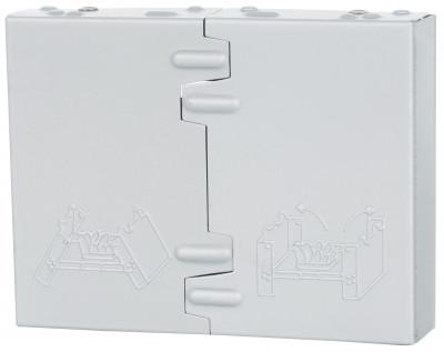 Кейс-горелка для сухого горючего СледопытПрактичная портативная горелка, которая работает на твердом топливе (сухом горючем). В модели предусмотрено 2 рабочих положения для приготовления пищи.<br>Материалы: Металл; Вид спорта: Кемпинг, Походы; Производитель: Следопыт; Артикул производителя: PF-SSP-01; Страна производства: Китай; Размер RU: Без размера;