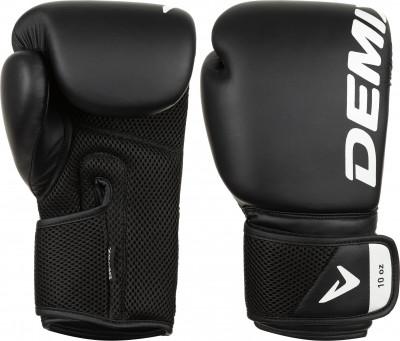 Перчатки боксерские, Черный, 12 oz