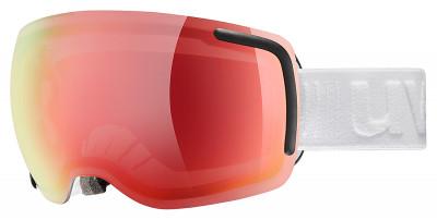 Маска горнолыжная Uvex Big 40 VFMГорнолыжная маска от uvex, созданная специально для фрирайда. Маску можно использовать в любую погоду.<br>Сезон: 2017/2018; Пол: Мужской; Возраст: Взрослые; Вид спорта: Горные лыжи; Погодные условия: Любая погода; Защита от УФ: Да; Цвет основной линзы: Красный; Поляризация: Нет; Вентиляция: Да; Покрытие анти-фог: Да; Совместимость со шлемом: Да; Сменная линза: Опционально; Материал линзы: Поликарбонат; Материал оправы: Полиуретан; Конструкция линзы: Двойная; Форма линзы: Сферическая; Возможность замены линзы: Есть; Производитель: Uvex; Технологии: Supravision, VARIOMATIC; Артикул производителя: S5504401023; Срок гарантии: 2 года; Страна производства: Германия; Размер RU: Без размера;