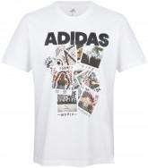 Футболка мужская Adidas Doodle Photos