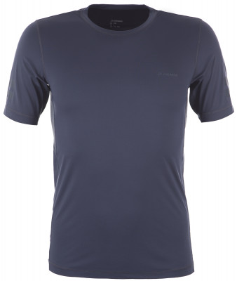Футболка мужская Demix, размер 48Футболки<br>Технологичная футболка от demix станет превосходным выбором для тренинга. Комфорт плоские швы не натирают кожу во время тренировок.