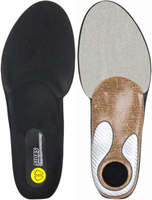 Стельки Sidas Run + Slim для узкой обуви Flash Fit