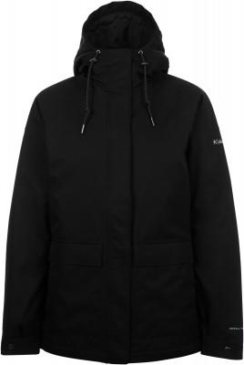 Куртка утепленная женская Columbia Briargate, размер 48 фото
