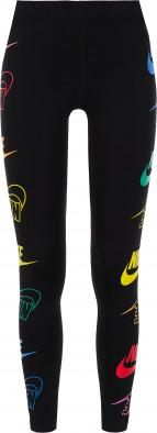 Легинсы женские Nike Leg-A-See