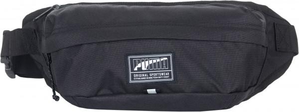 451a5e53 Сумка на пояс Puma Academy Waist черный цвет — купить за 1499 руб. в  интернет-магазине Спортмастер