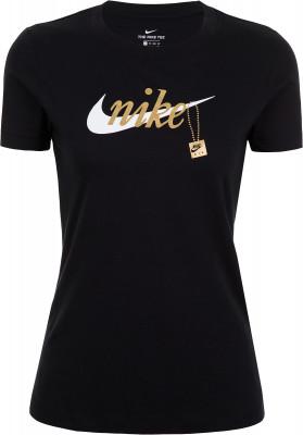 Футболка женская Nike, размер 40-42