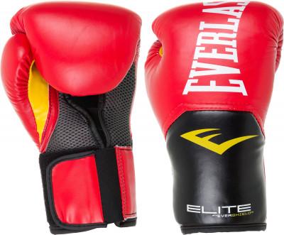перчатки everlast, красные