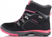 Ботинки утепленные для девочек Merrell M-Moab Fst Polar Mid A/C Wtrpf