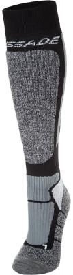 Гольфы Glissade, 1 параГорнолыжные носки glissade сделаны из высокотехнологичной смеси шерсти и синтетических волокон.<br>Пол: Мужской; Возраст: Взрослые; Вид спорта: Горные лыжи; Дополнительная вентиляция: Да; Производитель: Glissade; Артикул производителя: SSOU019939; Страна производства: Россия; Материалы: 50 % акрил, 30 % полипропелен, 10 % шерсть, 5 % латекс, 5 % спандекс; Размер RU: 39-42;