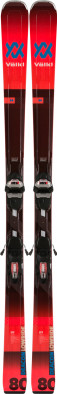 Горные лыжи + крепления Volkl DEACON 80 + LowRide XL 13 FR Demo GW