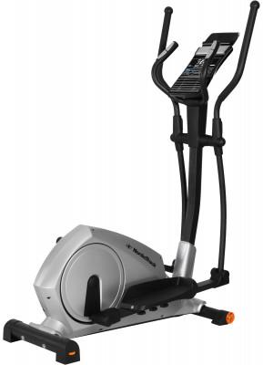 Эллиптический тренажер NordicTrack E 300Компактный эллиптический тренажер с задним расположением маховика - удачный выбор для домашних тренировок.<br>Система нагружения: Электромагнитная; Масса маховика: 10 кг; Регулировка нагрузки: Электронная; Длина шага: 340 мм; Измерение пульса: Датчики на поручнях; Нагрудный кардиодатчик: Опционально; Питание тренажера: Сеть: 220В; Максимальный вес пользователя: 115 кг; Время тренировки: Есть; Скорость: Есть; Пройденная дистанция: Есть; Уровень нагрузки: Есть; Скорость вращения педалей: Есть; Израсходованные калории: Есть; Отображение профиля величины нагрузки: Есть; Пульс: Есть; Целевые тренировки (CountDown): Есть; Дополнительные функции: Bluetooth; Общее количество тренировочных программ: 20; Пользовательские программы: Есть, через приложение iFIT; Транспортировочные ролики: Есть; Компенсаторы неровности пола: Есть; Дополнительно: Электронная регулировка сопротивления педалей; Размеры (дл х шир х выс), см: 135 x 67 x 167; Вес, кг: 48,7; Вид спорта: Кардиотренировки; Производитель: NordicTrack; Артикул производителя: TIVEL40016; Срок гарантии: 2 года; Страна производства: Китай; Размер RU: Без размера;