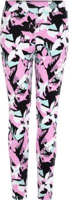 Легинсы для девочек Puma Classics Leggings AOP, размер 152Брюки <br>Удобные детские легинсы из винтажной коллекции puma завершат образ в спортивном стиле.