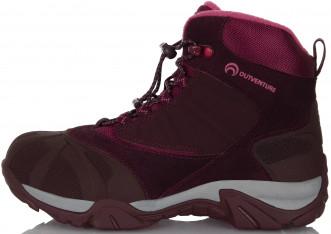 Ботинки утепленные для девочек Outventure Crater III бордовый цвет ... 765678cab83