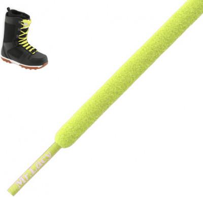 Шнурки Mr.Lacy 316428Шнурки для сноубордических ботинок отличаются малым весом, обладают высокой эластичностью, имеют антизамерзающее и водоотталкивающее покрытие.<br>Пол: Мужской; Возраст: Взрослые; Вид спорта: Аксессуары; Материалы: 100 % полиэстер; Длина: 275 см; Производитель: Mr. Lacy; Артикул производителя: 316428; Страна производства: Китай; Размер RU: 275;