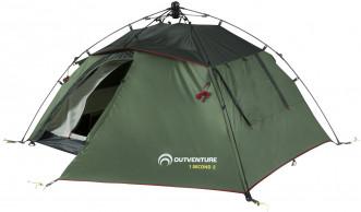Палатка 2-местная Outventure 1 SECOND 2
