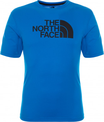Футболка мужская The North Face Train N Logo Flex