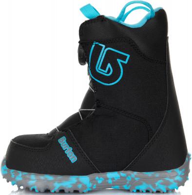 Купить со скидкой Сноубордические ботинки детские Burton Grom Boa, размер 30,5