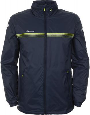 Ветровка мужская Demix, размер 48Куртки <br>Мужская ветровка от demix - отличный выбор для футбольных тренировок в прохладные дни. Защита от непогоды капюшон незаменим в дождливые и ветреные дни.