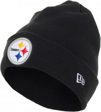 Шапка New Era Lic 830 Nfl Cuff Knit Pitste 2