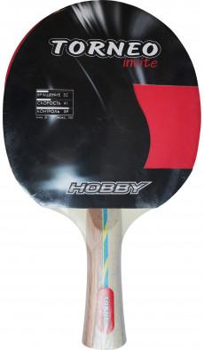 Ракетка для настольного тенниса Torneo Bat Hobby