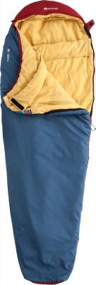 Outventure TREK T-12Туристический спальник-кокон от outventure для отдыха на природе. Модель рекомендуется использовать при температуре от -2 до -12 с.<br>Назначение: Туристические; Возможность состегивания: Да; Наличие карманов: Нет; Сторона состегивания: Левая; Защита молнии: Да; Наличие капюшона: Да; Наличие компрессионного чехла: Да; Утепленная молния: Нет; Верхняя температура комфорта: -2; Нижняя температура комфорта: -12; Температура экстрима: -20; Материал верха: Полиэстер; Материал подкладки: Полиэстер; Наполнитель: Ultra Fill; Вес, кг: 2; Вес утеплителя: 350 г/м2; Длина: 210 см; Ширина: 75 см; Размер в сложенном виде (дл. х шир. х выс), см: 40 х 24 х 24; Максимальный рост пользователя: 180 см; Вид спорта: Походы; Производитель: Outventure; Артикул производителя: UOS032Z3L; Срок гарантии: 2 года; Страна производства: Бангладеш; Размер RU: 180;