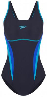 Купальник женский Speedo Sport Splice Muscleback, размер 48-50