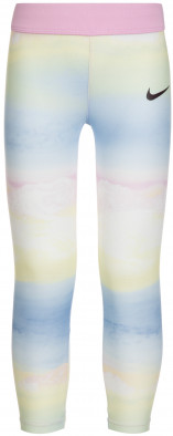 Легинсы для девочек Nike AOP