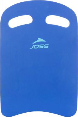 Доска для плавания JossАксессуары<br>Доска для плавания joss способствует увеличению нагрузки на мышцы ног во время тренировок в бассейне. Модель выполнена из легкого материала эва.