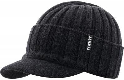 Шапка мужская TermitУдобная шапка-кепка - отличный вариант гардероба в холодное время года. Сочетание шерсти и акриловой пряжи надежно сохранит тепло.<br>Пол: Мужской; Возраст: Взрослые; Вид спорта: Путешествие; Производитель: Termit; Артикул производителя: A6MC034A0; Страна производства: Россия; Материал верха: 70 % акрил, 30 % шерсть; Размер RU: Без размера;