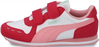 Кроссовки для девочек Puma Cabana Racer Sl V Ps, размер 31