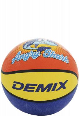 Мяч баскетбольный DemixСувенирный баскетбольный мини-мяч. Выполнен из зернистой резины. Имеет яркий привлекательный дизайн. Подходит для игр с детьми и активного отдыха.<br>Сезон: 2017; Возраст: Взрослые; Вид спорта: Баскетбол; Тип поверхности: Универсальные; Назначение: Сувенирные; Материал покрышки: Резина; Материал камеры: Резина; Способ соединения панелей: Клееный; Количество панелей: 8; Вес, кг: 0,160-0,180; Производитель: Demix; Артикул производителя: BR-MINIE10; Срок гарантии: 2 месяца; Страна производства: Китай; Размер RU: 1;
