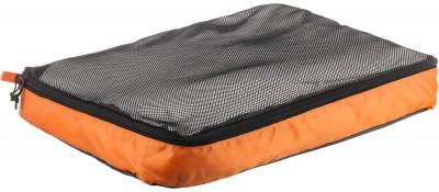 Сумка OutventureНебольшая практичная сумка от outventure - незаменимый аксессуар во время активного отдыха на природе. Крышка выполнена из сетчатой ткани и застегивается на двойную молнию.<br>Размеры (дл х шир х выс), см: 45 х 38 х 8; Вид спорта: Кемпинг; Производитель: Outventure; Артикул производителя: B031D2; Страна производства: Китай; Размер RU: Без размера;