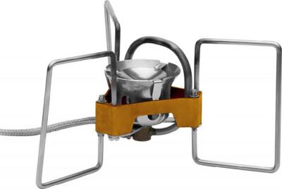 Бензиновая горелка Fire-Maple TurboЛегкая портативная бензиновая горелка подходит для любых походов, от коротких восхождений до экстремальных экспедиций мкости для топлива в 330 мл хватает в среднем на 1 час<br>Размеры (дл х шир х выс), см: 17,8 х 8,4; Вес, кг: 0,179; Состав: Нержавеющая сталь; Вид спорта: Кемпинг, Походы; Производитель: Fire-Maple; Артикул производителя: FMS-F5; Срок гарантии: 1 год; Страна производства: Китай; Размер RU: Без размера;