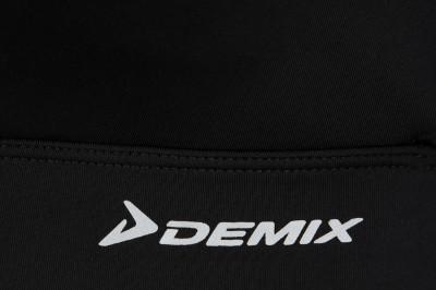 Фото 3 - Спортивное бра Demix, размер 44 черного цвета