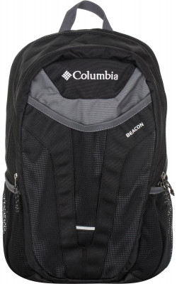 Рюкзак Columbia BeaconФункциональный городской рюкзак прекрасно дополнит повседневный образ и станет незаменимой вещью во время путешествия.<br>Пол: Мужской; Возраст: Взрослые; Вид спорта: Путешествие; Объем: 24 л; Размеры (дл х шир х выс), см: 45.7 x 30.5 x 20.3; Водоотталкивающая пропитка: Да; Количество карманов: 3; Отделение для ноутбука: Да; Количество отделений: 2; Технологии: Omni-Shield; Производитель: Columbia; Артикул производителя: 1587561013O/S; Страна производства: Вьетнам; Материал верха: 100 % полиэстер; Размер RU: Без размера;