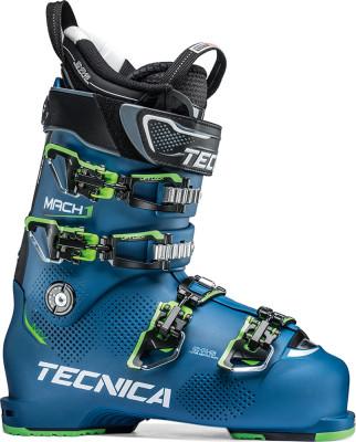 Ботинки горнолыжные Tecnica Mach1 MV 120, размер 43,5Ботинки<br>Профессиональные ботинки для трассового катания от tecnica. Точная передача энергии индекс жесткости 120 и колодка 100 мм.