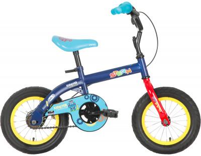 Велосипед детский Stern Kidster Transformer 12Беговел-трансформер, который растет вместе с ребенком, превращаясь в полноценный велосипед. Прочность надежная стальная рама hi-ten steel обеспечит долгий срок службы.<br>Материал рамы: Сталь; Амортизация: Rigid; Конструкция рулевой колонки: Неинтегрированная; Конструкция вилки: Жесткая; Количество скоростей: 1; Конструкция педалей: Классические; Тип заднего тормоза: Ободной; Возможность крепления дискового тормоза: Ободной; Диаметр колеса: 12; Тип обода: Одинарный; Материал обода: Сталь; Наименование покрышек: WANDA P1068/1066, 12x2,125; Конструкция руля: Изогнутый; Регулировка седла: Есть; Сезон: 2017; Вид спорта: Велоспорт; Технологии: Hi-ten steel; Производитель: Stern; Артикул производителя: 17TRANSF; Срок гарантии: 2 года; Вес, кг: 7,63; Страна производства: Китай; Размер RU: Без размера;