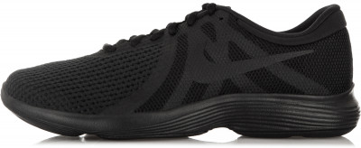 Кроссовки мужские Nike Revolution 4Мужские кроссовки для бега nike revolution 4 (eu) - оптимальный выбор для тех, кто ценит удобство и амортизацию.<br>Пол: Мужской; Возраст: Взрослые; Вид спорта: Бег; Тип тренировки: Комфортный бег; Назначение: Улица; Средний вес пары: 252 г; Тип пронации: нейтральная пронация; Способ застегивания: Шнуровка; Перепад высоты подошвы: 10 мм; Материал верха: 71 % текстиль, 29 % пластик; Материал подкладки: 100 % текстиль; Материал подошвы: 100 % резина; Производитель: Nike; Артикул производителя: AJ3490-002; Страна производства: Индонезия; Размер RU: 41,5;