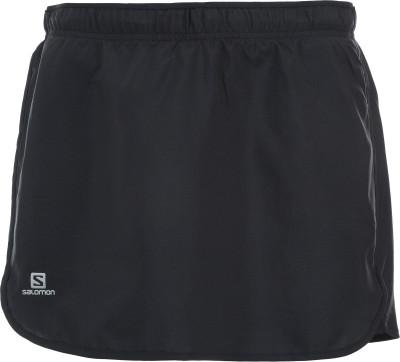 Купить со скидкой Юбка-шорты женская Salomon Agile, размер 46-48
