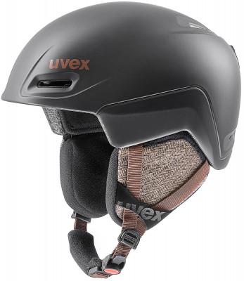 Шлем Uvex JimmУдобный шлем от uvex обеспечит безопасность на склоне. В модели предусмотрена съемная защита ушей.<br>Пол: Мужской; Возраст: Взрослые; Вид спорта: Горные лыжи; Конструкция: In-mould; Вентиляция: Принудительная; Сертификация: EN 1077 B; Регулировка размера: Есть; Тип регулировки размера: Поворотное кольцо; Материал внешней раковины: Поликарбонат; Материал внутренней раковины: Пенополистирол; Материал подкладки: Полиэстер; Производитель: Uvex; Артикул производителя: 6206; Срок гарантии: 2 года; Страна производства: Германия; Размер RU: 59-61;
