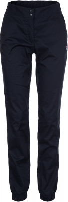 Брюки женские Fila, размер 52Брюки <br>Классика спортивного стиля - удобные и практичные брюки от fila. Натуральные материалы в составе ткани преобладает натуральный хлопок.