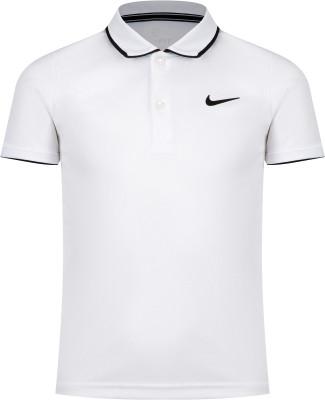 Поло для мальчиков Nike Court Dri-FIT, размер 128-137