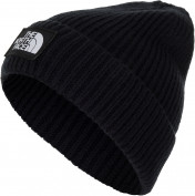 Шапка The North Face Logo Box Cuffed Beanie