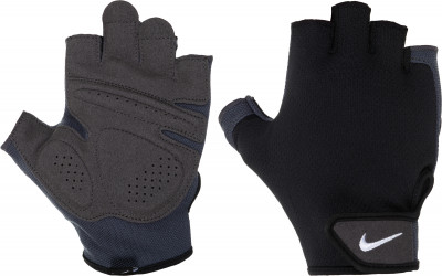 Перчатки для фитнеса Nike Accessories, размер 12Перчатки атлетические<br>Легкие и гибкие перчатки для фитнеса nike созданы для защиты рук во время тренировок. Тыльная сторона выполнена из воздухопроницаемого материала.